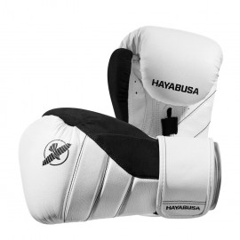 Hayabusa Boxerské rukavice T3 - bílo/černé