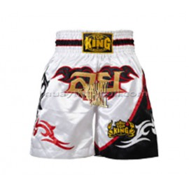 Thai trenýrky TOP KING K1 white red black