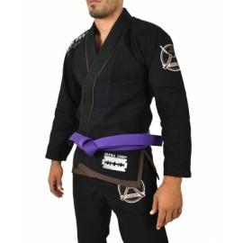 OKAMI fightgear Kimono BJJ Gi RAZOR - černé