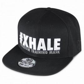 """Pánská Kšiltovka Phantom """"Xhale"""" - černá"""