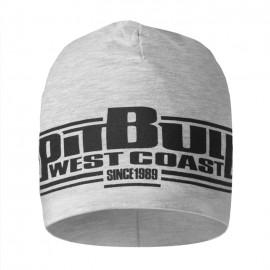 PitBull West Coast - zimní čepice CLASSIC BOXING  - šedá