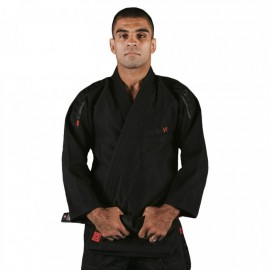 Kimono Estilo 6.0 Premier BJJ Gi - Black & Black