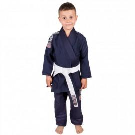 Dětské kimono na BJJ NOVA - Navy