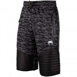 Pánské bavlněné šortky VENUM LASER - camo šedé