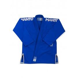 """MANTO Kimono """"X3"""" BJJ GI - modré"""