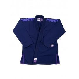 """MANTO Kimono """"X3"""" BJJ GI - NAVY BLUE"""