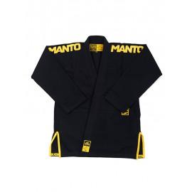 """MANTO Kimono """"X3"""" BJJ GI - černé"""