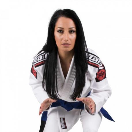 TATAMI Dámské kimono NOVA MK4 - bílé