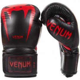 Boxerské rukavice VENUM GIANT 3.0 - černo/červené