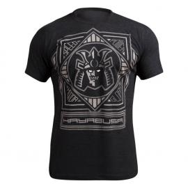 Tričko HAYABUSA Warrior Code - černé