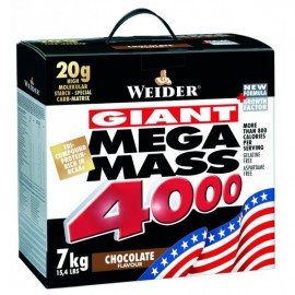 GIANT MEGA MASS 4000, GAINER, WEIDER, 7000 G