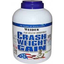 CRASH WEIGHT GAIN, WEIDER, 3000 G