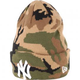 Kulich NEW ERA MLB Essentials Cuff Knit camo