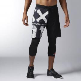 Pánské šortky Reebok BOARD - černé