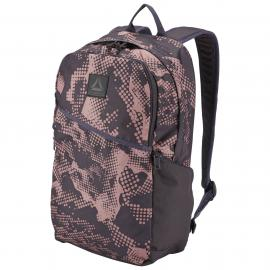 Sportovní batoh Reebok STYLE FOUND ACTIVE - černo/růžový