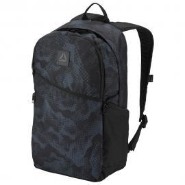 Sportovní batoh Reebok STYLE FOUND ACTIVE - černo/černý