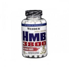 HMB 3800, 120 KAPSLÍ, WEIDER