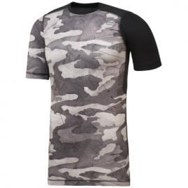 REEBOK Pánské kompresní tričko ACTVCHL COMP TEE - černé