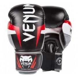 Boxerské rukavice VENUM ELITE - ČERNÉ