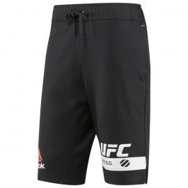 REEBOK Pánské šortky Ufc Fg M - černé