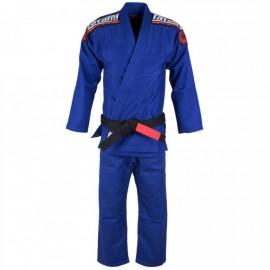 Dětské kimono NOVA MK4 - modré