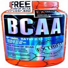 EXTRIFIT Aminokyseliny BCAA 2:1:1 PURE - 240 cps