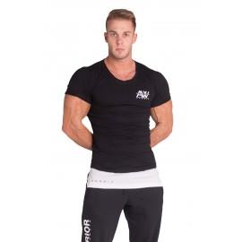 Pánské  tričko SINGLET AW NEBBIA 123 - černé