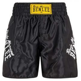 Pánské Boxerské šortky BENLEE Rocky Marciano BONAVENTURE - černé