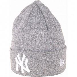 Kulich NEW ERA MLB Wmn Essential Flecked Cuff grey/white