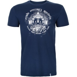 Pánské tričko VENUM Thaï Temple - modré