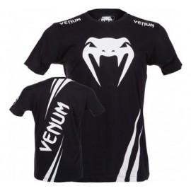 Pánské tričko VENUM CHALLENGER - černo / bílé
