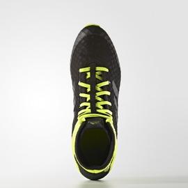 """ADIDAS Boxerské boty Speedex 16.1"""" - černo/neo žluté"""