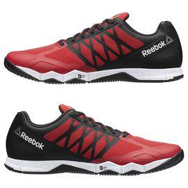 REEBOK Pánské boty CROSSFIT SPEED TR - červeno/černé