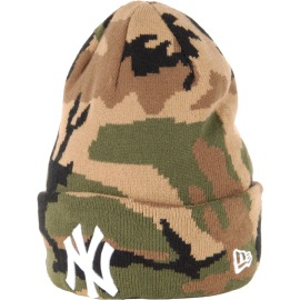 Kulich NEW ERA MLB Essentials Cuff Knit camo