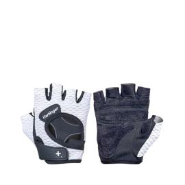 Harbinger Dámské Fitness rukavice Flexfit - bílé
