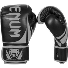 Boxerské rukavice VENUM CHALLENGER 2.0 - černo/šedé