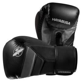 Hayabusa Boxerské rukavice T3 - černo/šedé