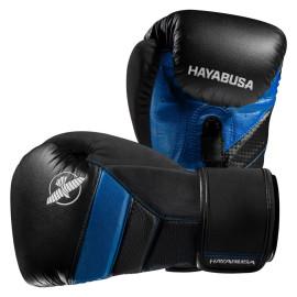 Hayabusa Boxerské rukavice T3 - černo/modré