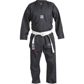 Dospělé Taekwondo kimono ( Dobok ) BLITZ Polycotton - černé