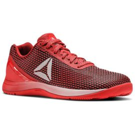 REEBOK Pánské boty CrossFit Nano 7 Plate Pack - červeno/černé