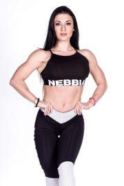 Mini top Nebbia 285 - černý
