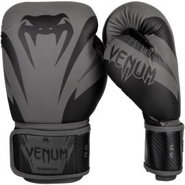 Boxerské rukavice VENUM IMPACT - šedo/černé