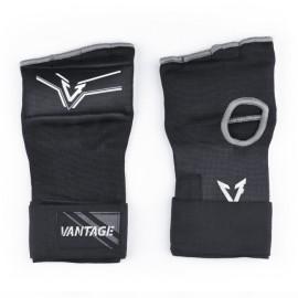 """VANTAGE Polstrované rukavice """"Combat Padded"""" - černé"""