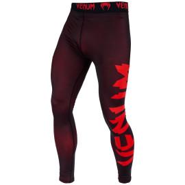 Legíny VENUM Giant - černo/červené