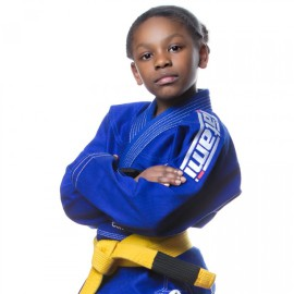 Tatami Dětské Kimono Estilo 5.0 Premier BJJ Gi - modré