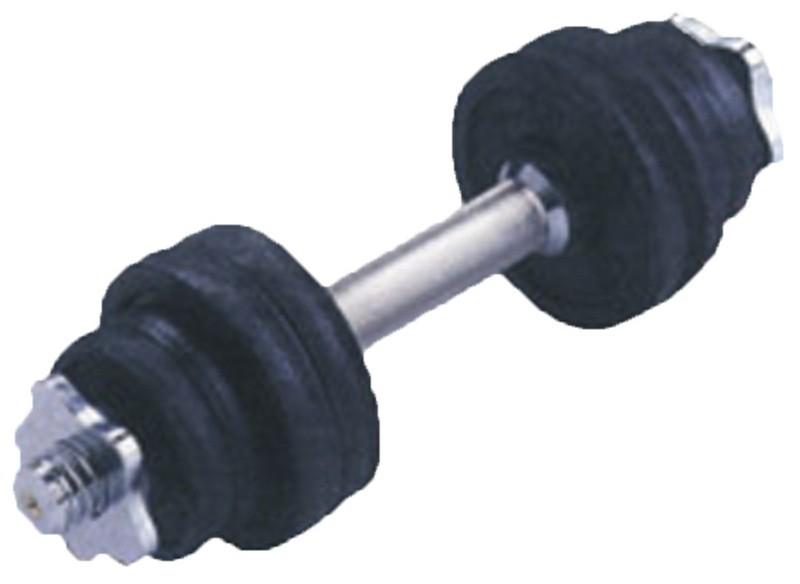 Nakládací činka jednoruční 10,5 kg