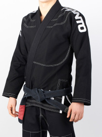 """MANTO Kimono """"X2"""" BJJ GI - černé"""