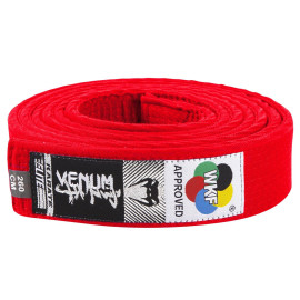 VENUM Karate opasek - červený