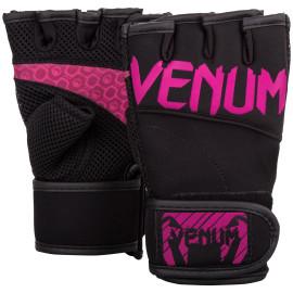Venum Fitness rukavice AERO BODY - černo/růžové