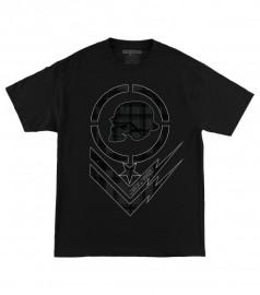 Pánské triko Metal Mulisha IMPACT - černé